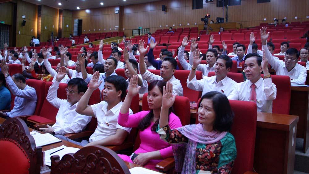 Bế mạc kỳ họp thứ 5, HĐND tỉnh khóa XVIII: Thông qua 14 nghị quyết